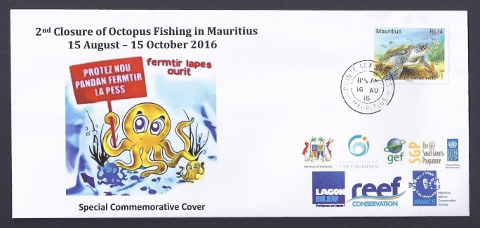 2nd Closure of Octopus Fishing in Mauritius SCC